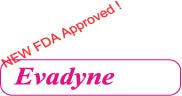 Click here for more information about Evadyne.